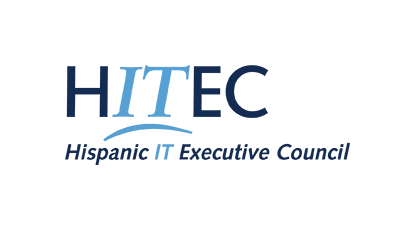 Hispanic IT Executive Council logo.